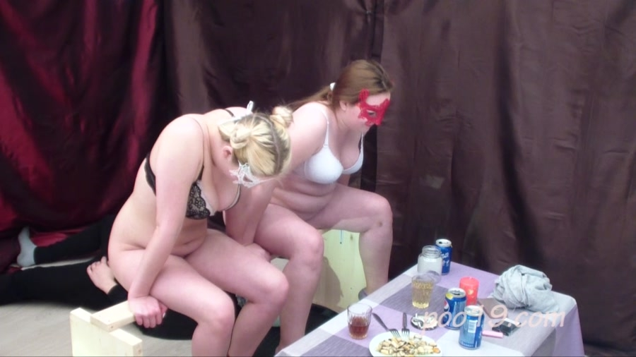 Toilet slave quickly swallows shit of two girls and Smelly Milana 2018 [HD 720p MPEG-4 Video 1280x720 29.970 FPS 6188 kb/s] [1.01 GB]