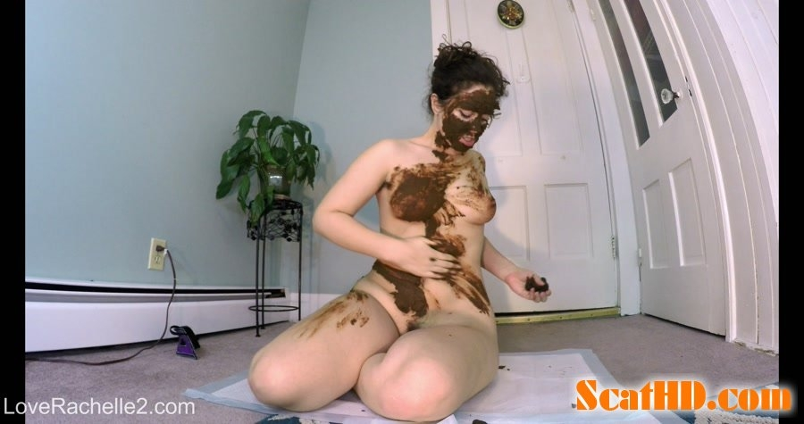 Stinky SHIT Mask! Eating, Smearing and Cumming and LoveRachelle2 2018 [4K UltraHD MPEG-4 Video 4096x2160 29.970 FPS 19.8 Mb/s] [1.75 GB]