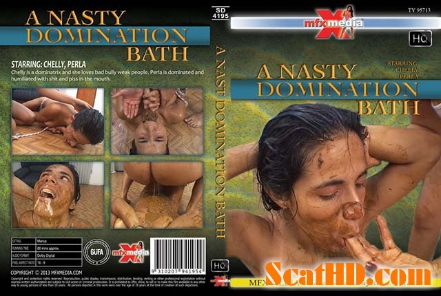 [SD-4195] A Nasty Domination Bath and Chelly, Perl 2018 [HDRip Windows Media Video 1280x720 25.000 FPS 3072 kb/s] [1.33 GB]