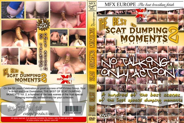 MFX-the best scat dumping moments 2 and Brazilian Girls 2018 [DVDRip AVI Video DivX 3 Low 320x240 25.000 FPS 296 kb/s] [51.8 MB]