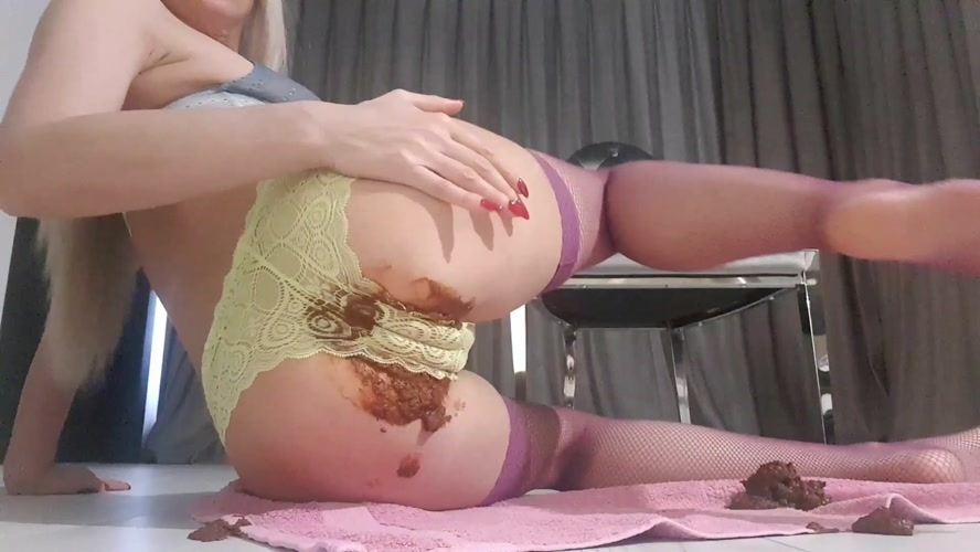 Seductive Messy Panties and ModelNatalya94 2019 [FullHD 1920x1080] [1.06 GB]