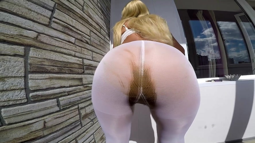 White stockings full of shit and scatdesire 2019 [FullHD 1920x1080] [840 MB]