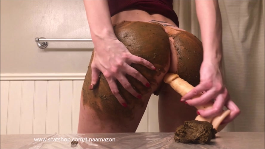 Dirty anal atm with full ass smearing and TinaAmazon 2020 [FullHD 1920x1080] [1.78 GB]