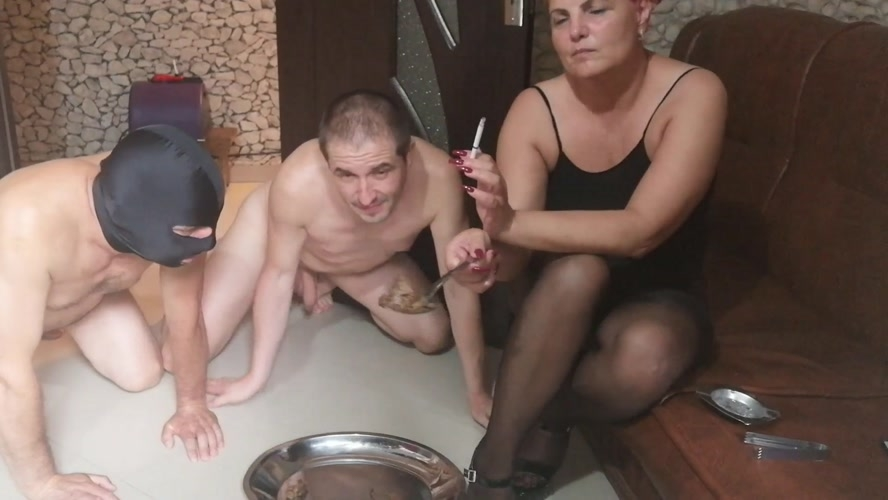 Mistress Anita is back – Diarrhea and GoddessAndreea  2020 [FullHD 1920x1080] [962 MB]