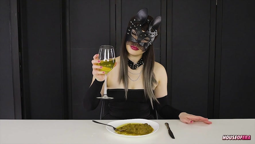 Scat Pee Spitting – Dinner for You and HouseofEra  2020 [FullHD 1920x1080] [1.62 GB]